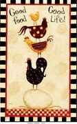 Art-print-dipaolo-kitchen-stacking-chickens-on-paper-canvas-or-framed
