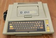 Atari 400 Computer System Console Only Tested And Working