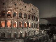 Art-print-frank-vintage-famous-colosseum-in-rome--italy-on-paper-canvas-or-fram