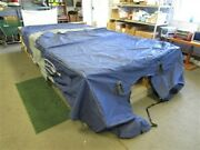 Tahoe Q4 Ob Sf Walkthrough Ratchet Cover With Storage Bag 2005 200 X 122 Boat