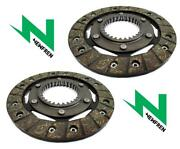 Newfren Kw Dry Clutch Friction Plate Kit To Fit Moto Guzzi 850 Norge 07-08