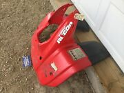 Fender Front Red 61100-hm8-670zb Honda 2002 Recon 250 Atv 2x4 Pickup Only