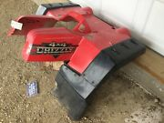 Fender Front  4wv-w2151-01-00 Yamaha 1999 Grizzly 660 Atv 4x4 Pick Up Only