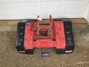 Fender Rear  4wv-w2161-01-00 Yamaha 1999 Grizzly 660 Atv 4x4 Pick Up Only