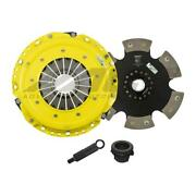 Act Clutch Kit For 04-05 Bmw 330i E46 3.0l M54 6-speed Heavy Duty 6 Puck Rigid