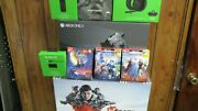 Xbox One X Console With Gears 5 Collectors Edition Jack Drone And Accessories
