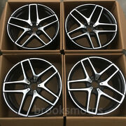 22 Twin 5 Spoke Style Forged Wheels Rims Fits For Mercedes Benz C292 Cle Coupe