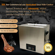 Even Precise Heated 50l Sus304 Tank Ultrasonic Commercial Sous Vide Cooking Oven