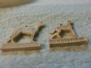 Vintage Miniatures 2 Schenley And039s Old Quaker Charms 09-01-2020