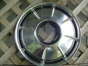 One Ih International Travel All Pickup Truck Scout Hubcap Center Cap Wheel Cover