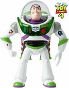 Disney Ggh41 Pixar Toy Story 4 Blast-off Buzz Lightyear Figure With Lights And