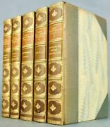 Rare 1946 The Novels Of Jane Austen Leather Bound By Sawyer Illustrated