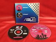 Asus Entertainment Demo Disc Pc Game Pack Battle Realms And Il2 Sturmovik