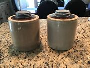 Antique Macomb Canning Jars -identical In Size Bid Is For Your Choice Of 1-2