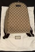 Gg Trim Guccisima Backpack Rrp Andpound920