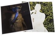 Nan Goldin Signed Photo On Front Sold Out Vinyl Factory Edition Of 250
