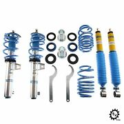2008-2015 Audi A4 A5 S4 S5 Quattro 2wd Bilstein B16 Pss10 Coilovers Coils Set