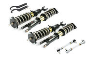 Stance Xr1 Coilovers Lowering Coils Adjustable Set For 2005-2007 Subaru Legacy