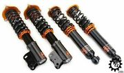 Ksport Chy220-kp Coilovers Kontrol Pro Coils For 2011-2015 Hyundai Genesis Coupe
