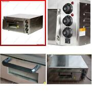 Ep1st/ep2st Electric Timer Thermosat Stone Baking Oven Stainless Steel Double La