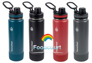 Thermoflask 24oz Stainless Steel Insulated Water Bottle With Spout Lid 4 Colors