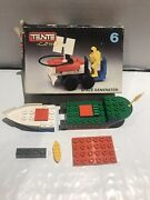 Tente Combi Construction Toy From Exin Lines Space Generator Box Boat Parts 0306