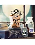 Scentsy Jack Skellington Warmer And Bar Nib Nightmare Before Christmas Sold Out