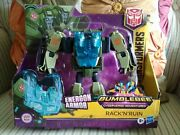 Transformers Bumblebee Cyberverse Adventures Rack And039nand039 Ruin