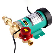 90w 115v Electronic Automatic Home Shower Washing Machine Water Booster Pump