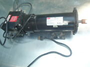 3/4hp 1750 Rpm 56c Frame 90 Volt Dc Electric Motor With Control Dayton 1f796