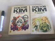 Doctor Who Collectible Old Books Art 1975 Middle East 1st Prints 2 Books