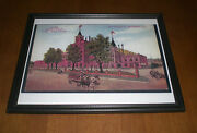 Los Angeles Brewing Company Framed Color Print - Zobeleinand039s East Side Beer