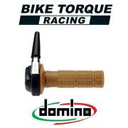 Domino Ghepard Single Cable Throttle With Grips To Fit Honley Bikes