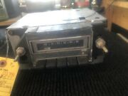 1977 Chevy Camero/chevelle/chevy Ii Am Push Button Radio And 8-track
