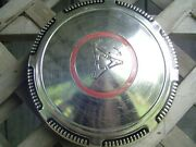 One Vintage Plymouth Dodge Chrysler Police Dogdish Hubcap Wheel Cover Charger