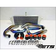 Ets Ti 2.00 Piping Kit Aftermarket Replace Turbo Tial Bov Burned For Sti 04-05