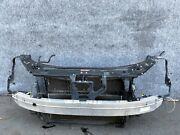✔mercedes W221 S400 Radiator Front Clip Fan Radiator Support Front Nose Oem