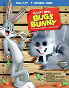 Bugs Bunny 80th Anniversary Collection [new Blu-ray] Anniversary Ed Gift Set