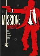 Mission Impossible The Original Television Series [new Dvd] Full Frame Boxe