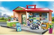 Playmobil - Take Along Grocery Store [new Toy]