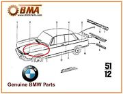 Genuine Bmw 114 1600 1600ti 1602 1802 2000 Moulding Front Right 51135480119