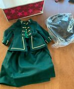 American Girl Doll Pleasant Company Felicity Riding Outfit