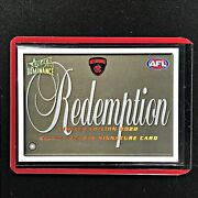 2020 Select Dominance Max Gawn Captain Signature Redemption 38/50