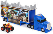 Monster Jam Official 2-in-1 Transforming Hauler Playset New 2020 Toy Kid Gift