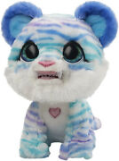 Furreal North The Sabertooth Kitty Interactive Plush Pet Toy, 35+ Sound And