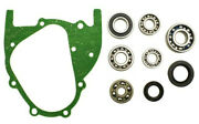 Gy6 Transmission Bearing And Seal Kit With Gasket