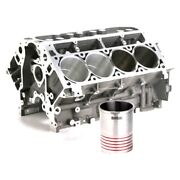 Darton Dry Block Sleeves With Flange For Chevy Gm Ls7 Engine