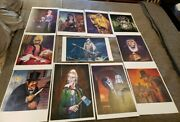 The Haunted Mansion Sinister 11 Hallway Portraits Printed On Poster Stock Paper