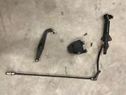 1975 Mercury 850 Throttle And Timing Linkage