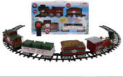 Lionel Trains - North Pole Central Ready To Play Large Gauge Set [new Toy] Tra